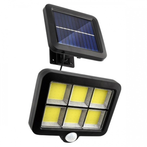PIR Solar Wall Light W541P