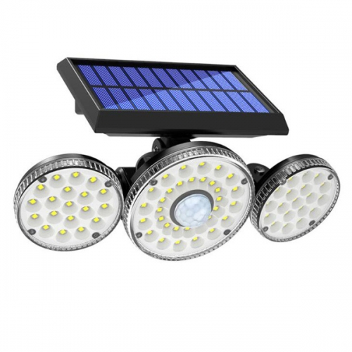 PIR Solar Wall Light W523P