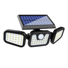 PIR Solar Wall Light W532P