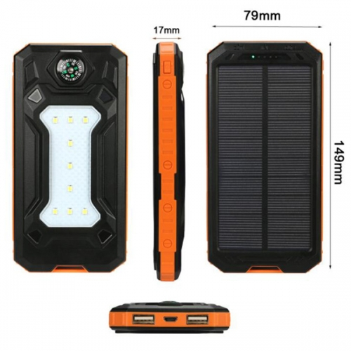 Solar Mobile Charger M0031W