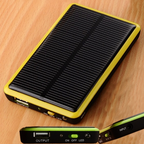 Solar Mobile Charger M0039W