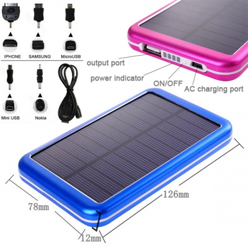 Solar Mobile Charger M0026Y