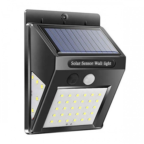 PIR Solar Wall Light W511P