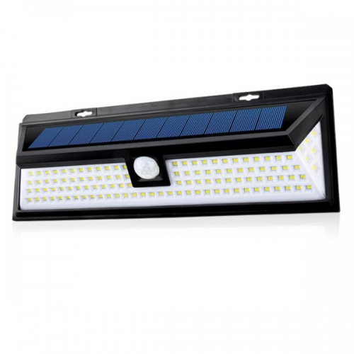 PIR Solar Wall Light W509P